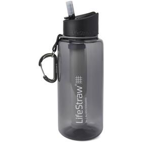 LifeStraw Go Water Filter Bottle 1000ml grey